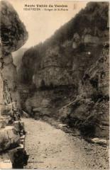 Haute Vallée du Verdon - Beauvezer - Gorges de Saint-Pierre - Beauvezer