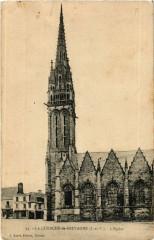 La Guerche-de-Bretagne - L'Eglise - La Guerche-de-Bretagne