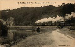 Pont-Réan (I.-&-V.) - Route du Boét a la Gare de Laillé - Laillé