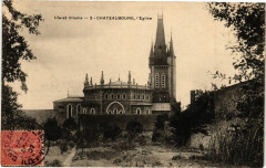 Chateaubourg - L'Eglise - Châteaubourg
