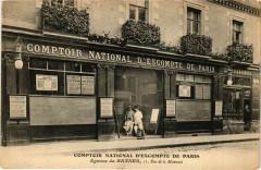Comptoir National d'Escompte de Paris - Agence de Rennes 11 Rue 35 Rennes