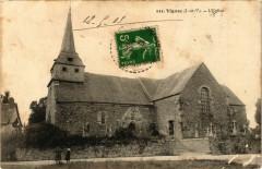 Vignoc (L.-et-V.) - L'Eglise - Vignoc