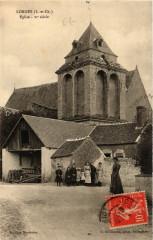 Lorges - Eglise - Xi siecle - Lorges