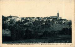 Saint-Pal-de-Chalencon - Vue gennerale (Nord-Ouest) alt 870 - Saint-Pal-de-Chalencon