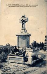 Sainte-Sigolene alt. 808 m Cure d'air-Monument aux Morts guerre - Sainte-Sigolène