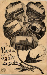 Une Pensée de Sainte-Sigolene - Sainte-Sigolène