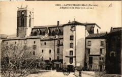 Lavoute-Chilhac - L'Eglise et la Tour - Lavoûte-Chilhac