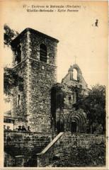 Vieille-Brioude - Eglise Romane - Env. de Brioude - Vieille-Brioude