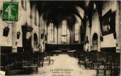 Lavoute-Chilhac - Interieur de l'Eglise - Lavoûte-Chilhac