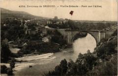 Vieille-Brioude - Env. de Brioude - Pont sur l'Allier - Vieille-Brioude
