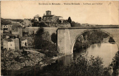Vieille-Brioude - Env. de Brioude - Le Pont sur l'Allier - Vieille-Brioude