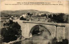 Vieille-Brioude - Le Pont de Vieille-Brioude - Vieille-Brioude