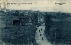 Saint-Vincent - Vue générale Sud-Est - Saint-Vincent