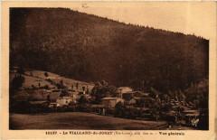 Le Viallard-de-Josat - Vue générale - Josat