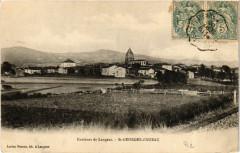 Saint-Georges-d'Aurac - Vue - Env. de Langeac - Saint-Georges-d'Aurac