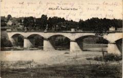 Urcay Pont sur le Cher - Urçay