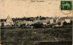 Urcay Vue générale - Urçay