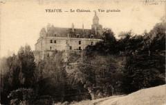 Veauce Le Chateau Vue générale - Veauce