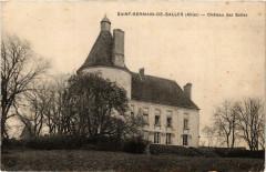 Saint-Germain de Salles Chateau des Salles - Saint-Germain-de-Salles