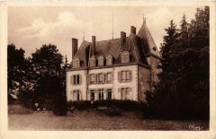 Bresnay Chateau des Périgons - Bresnay