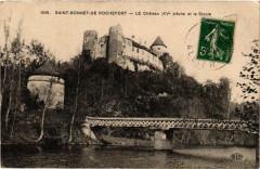 Saint-Bonnet-de-Rochefort Le Chateau - Saint-Bonnet-de-Rochefort