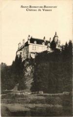 Saint-Bonnet-de-Rochefort Chateau de Veauce - Saint-Bonnet-de-Rochefort