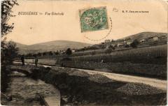 Bussieres Vue générale - Bussières