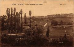 Fley Rimont-Le Croisement des Routes - Fley