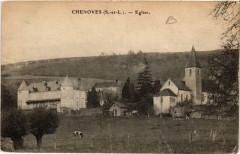 Chenoves Eglise - Chenôves