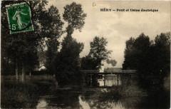 Hery - Pont et Usine électrique - Héry