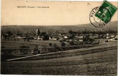 Maligny - Vue générale - Maligny