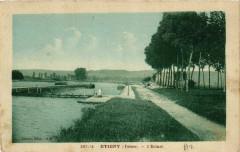 Etigny - L'Ecluse - Étigny