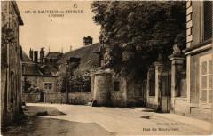 Saint-Sauveur-en-Puisaye - Saint-Sauveur-en-Puisaye