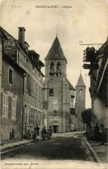 Chitry-le-Fort - L'Eglise - Chitry