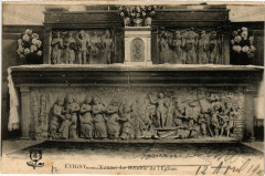 Etigny - Le Rétable de l'Eglise - Étigny