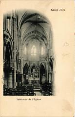 Saint-Pere - Intérieur de l'Eglise - Saint-Père