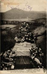 Campagne 1914-1915 - Cimetiere Militaire de Saint-Jean-d'Ormont - Saint-Jean-d'Ormont