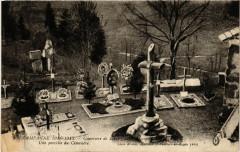Campagne 1914-1915 - Cimetiere de Saint-Jean-d'Ormont - Saint-Jean-d'Ormont
