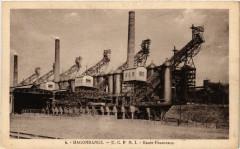 Hagondange - U.C.P M.I. - Haute Fourneaux - Hagondange