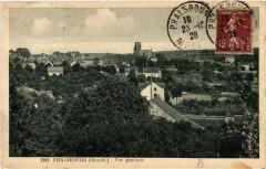 Phalsbourg - Vue générale - Phalsbourg