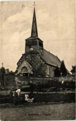 Bellicourt. L'Eglise - Bellicourt