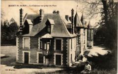 Rozet Saint-Albin. Le Chateau vue prise du Parc - Rozet-Saint-Albin