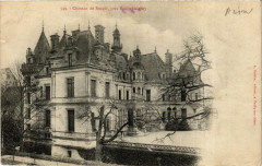 Chateau de Soupir pres Vailly - Soupir