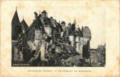 Faverolles Le Chateau de Maucreux - Faverolles