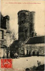 Bucy-le-Long La Tour de l'Ancien Chateau Feodal - Bucy-le-Long