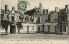 Regniere-Ecluse Le Chateau Cour d'Honneur - Regnière-Écluse