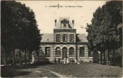 Embreville La Mairie et Ecole - Embreville