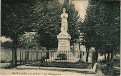 Noyelles-sur-Mer Le Monument - Noyelles-sur-Mer