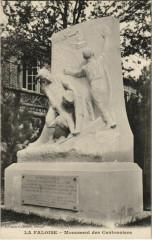 La Faloise Monument des Cantonniers - La Faloise