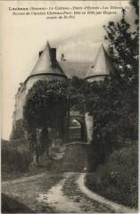 Lucheux le Chateau Porte d'Entrée - Lucheux